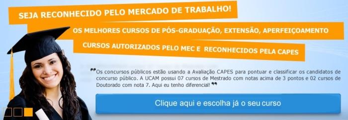 Banner - Reconhecimento CAPES MEC