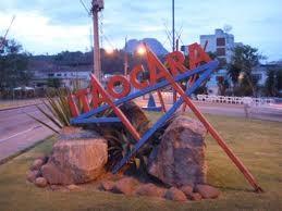 itaocara - ucamprominas - entrada da cidade