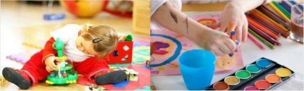 LUDOPEDAGOGIA E EDUCACAO INFANTIL - cabecalho