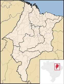 MARANHÃO - MAPA